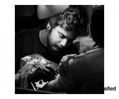 Koruink Best Tattoo Artist, Studio in Hyderabad