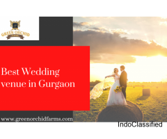 Best resort for wedding and reception in Gurgaon