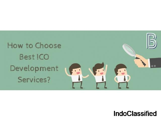 How to Choose Best ICO Development Services?