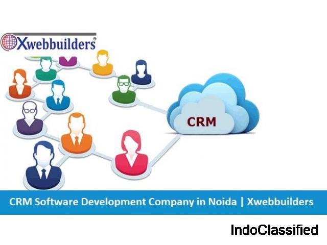 CRM Software Development Company in Noida