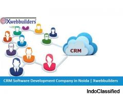 CRM Software Development Company in Noida