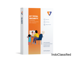 K7 Total Security 1 Device 1 Year