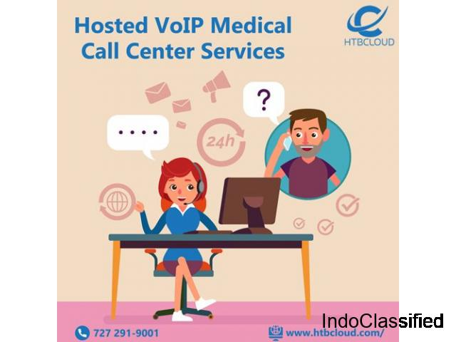 HTBCloud - Hosted VoIP Medical Call Center Services