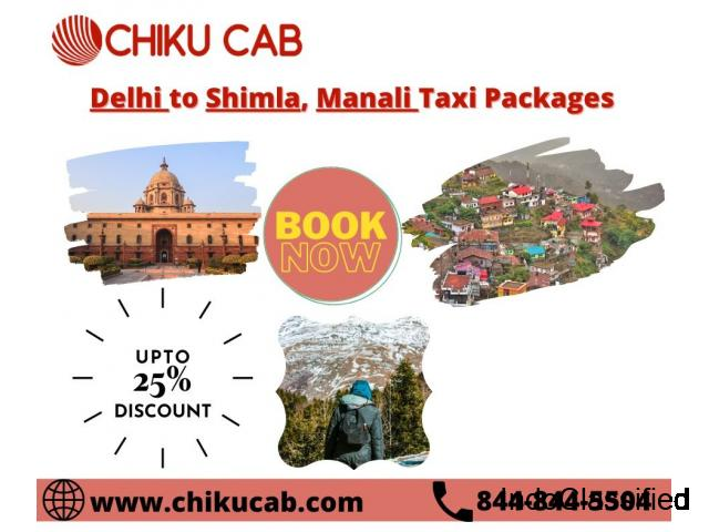 Book a Cab for Travel Lot of Tourist in Himachal