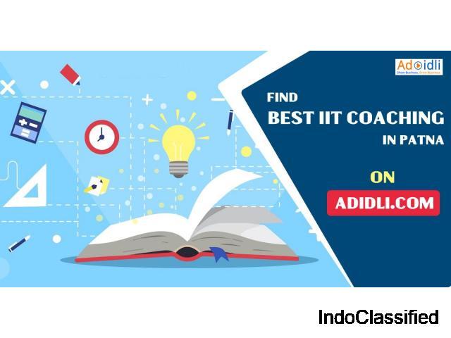 Best IIT Coaching in Patna