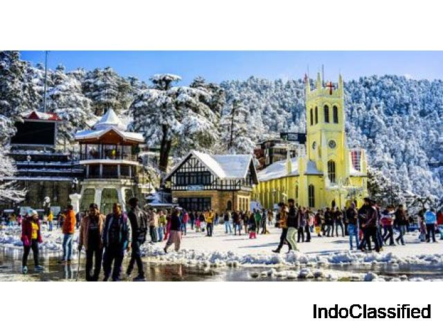 Chandigarh to Manali - Saini tours taxi services