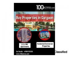 Buy New Launch Property in Gurgaon