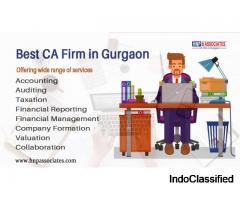 Best CA Firm in Gurgaon Haryana
