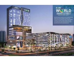 Gaur World SmartStreet Best Commercial Hub for Retail Business