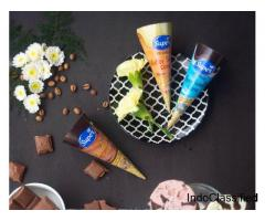 Relish HF Super's flavour some range of ice cream products HF Super