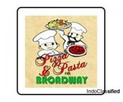 Loui and Frankos Pizza & Pasta on Broadway Restaurant