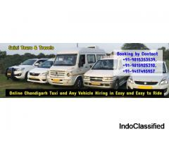Tempo traveller service in Mohali - Saini Tour and Travels