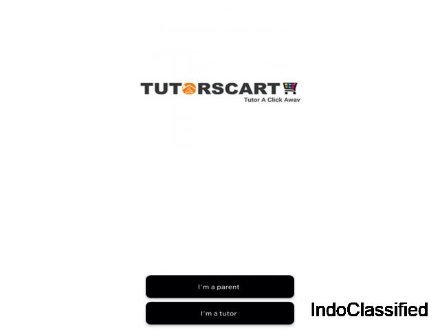 Platform for tutors finding jobs and Students to find Tutors