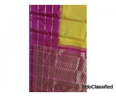 100+ Handloom Molakalmuru silk saree online shopping.