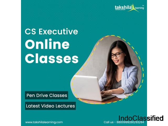 ICSI Executive Study Material with Best Faculty for CS Executive Tax Laws