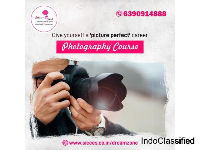 Photography Course in Lucknow | DreamZone | 6390914888