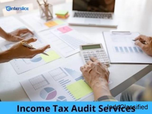 Income Tax Audit Services - Enterslice