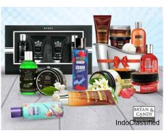Buy Men's Body Care Products at Bryan & Candy