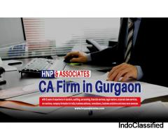 CA Firm in Gurgaon - HNP & Associates
