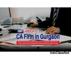 CA Firm in Gurgaon - HNP & Associates