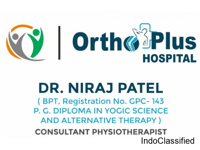 Dr. Niraj D. Patel - Best Physiotherapist in Ahmedabad