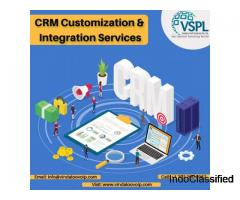 VSPL Provides CRM Customization & Integration Services