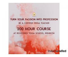 200 Hour Yoga Teacher Training Online