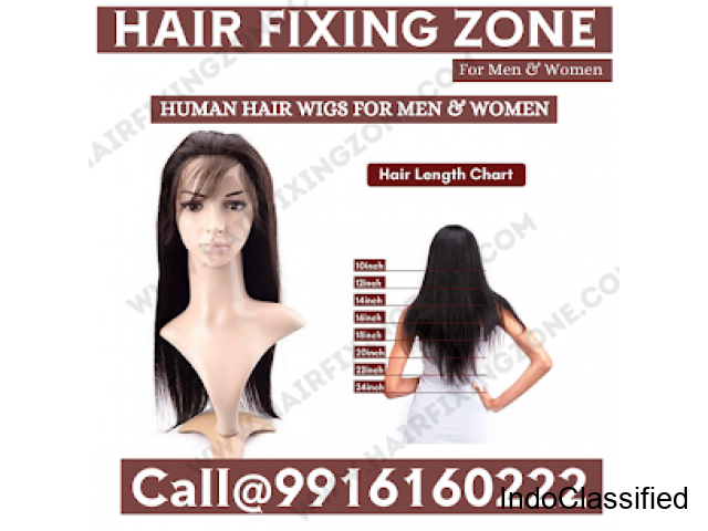 Are you looking For customized wigs with your requirements?
