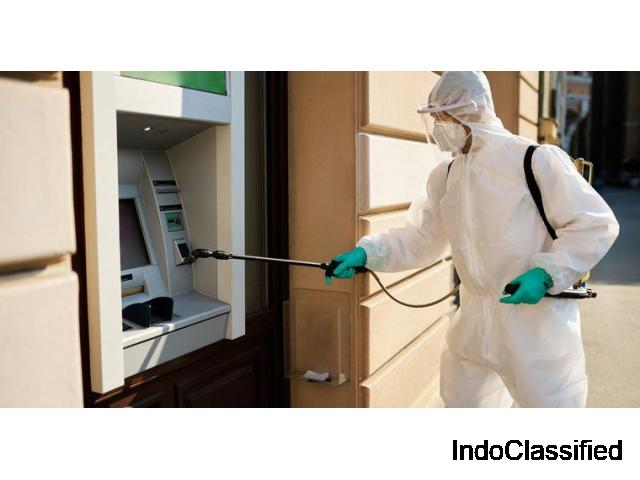 sanitization services delhi