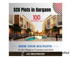 SCO Plots in Gurgaon- Commercial Property