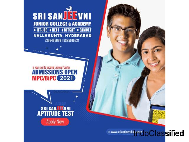 Intermediate Colleges In Hyderabad - 1