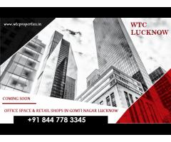 WTC CBD Gomti Nagar Lucknow - Business Address Worthy Of Your Name