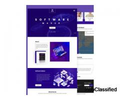 Download Free Bootstrap 4 Website Template