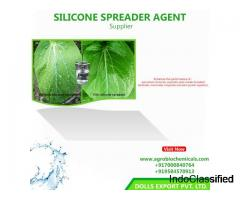 Silicone Spreader Agent Supplier in India