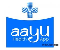 Aayu App | Online Doctor Consultations | online doctor appointment | Order Medicine Online