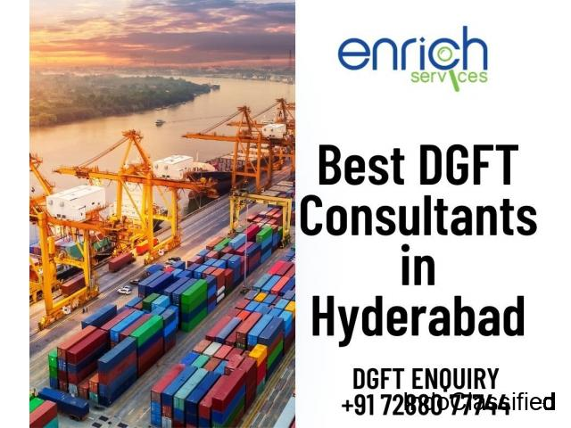Best DGFT Consultants In Hyderabad