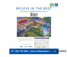 M3M Skycity Gurugram - Lets Your Child's Imagination Be Set Free