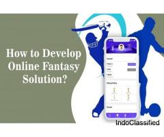 How to Develop Online Fantasy Solution?