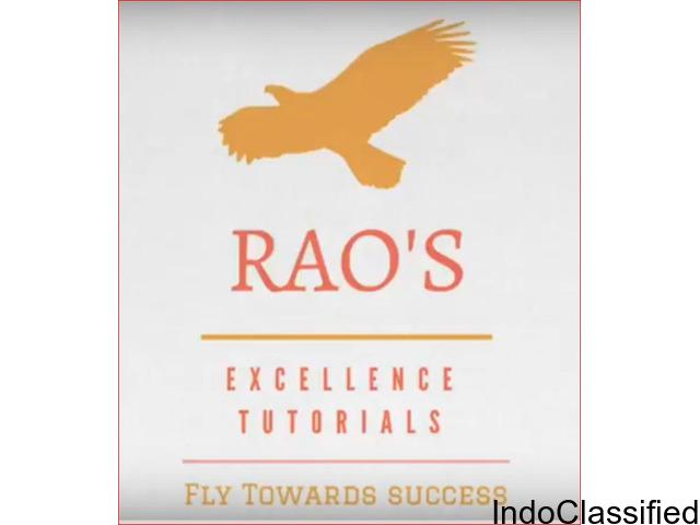 DISTANCE EDUCATION @RAO'S