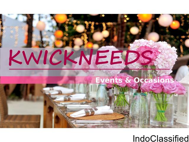 Kwickneeds Pvt. Ltd. Home Repair Service and Maintenance Business Bhopal