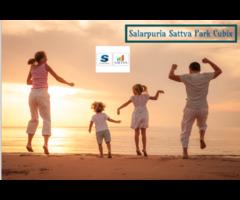 Salarpuria Sattva Park Cubix Offers 1/2/3 Bhk Flats in Bangalore