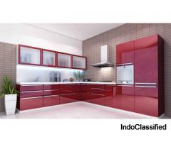 Luxury & Stylish Italian Modular Kitchen Pune