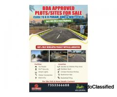 Check out premuim residential plots for sale in Bangalore