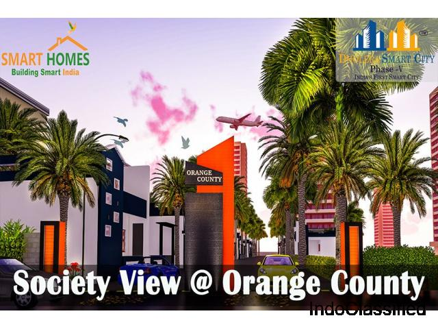 Residential Plot For Sale In Dholera Smart City Closer To 250 Meter Express Highway