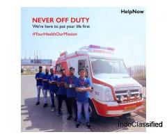 HelpNow - Best Ambulance Service in Bangalore