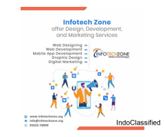 Top website development company in Ludhiana - Infotech Zone