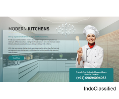 Modular Kitchen Designer & Manufacturer in Jaipur: IKKA Kitchens