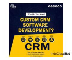 Why Do You Need Custom CRM Software Development? - VSPL
