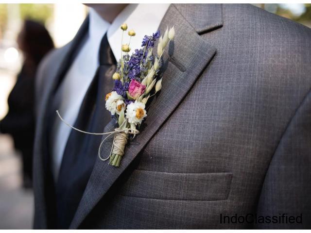 Men Suit For Wedding | Best Tailoring Service In Delhi