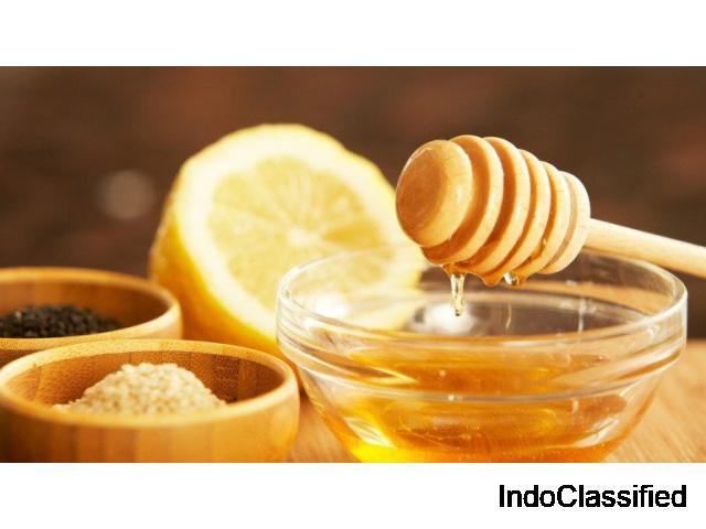 Buy Best Organic Honey To Nourish Your Skin And Hair